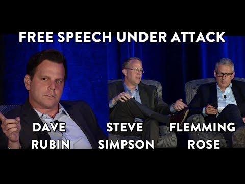 Free Speech Under Attack (OCON 2017 Panel)