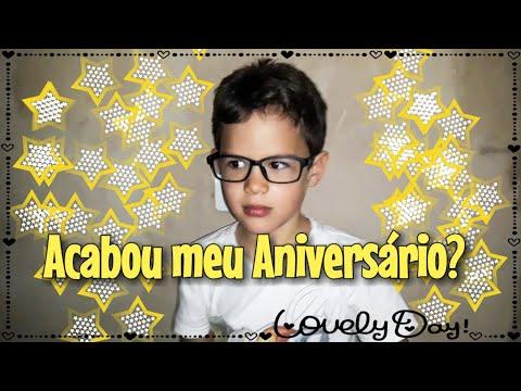 ANIVERSÁRIO DO MIGUEL 04 FINAL DO DIA