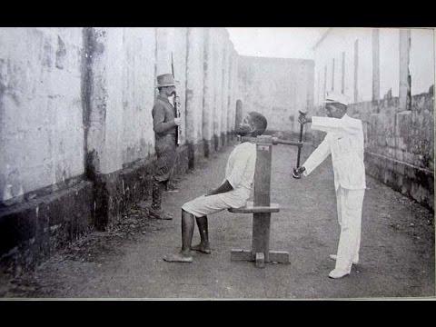 【閲覧注意】ヨーロッパで拷問や◯刑に使用された器具がエグい【衝撃】