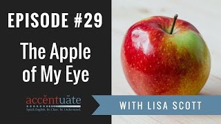 Gambar cover Episode #29: The Apple of My Eye