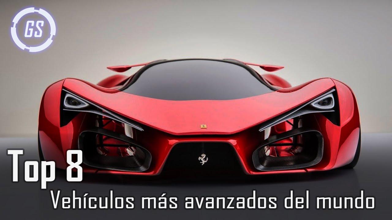 Top 8 Veh 237 Culos M 225 S Avanzados Del Mundo Autos Del