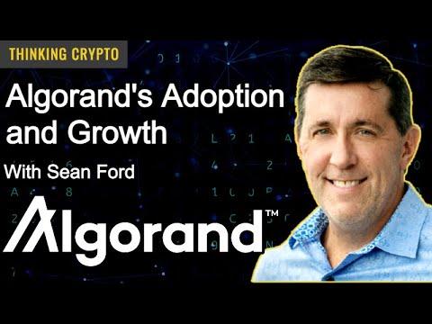 Download Sean Ford Interview - Algorand $300M DeFi Fund, CBDCs, NFTs, ALGO Institutional Funding