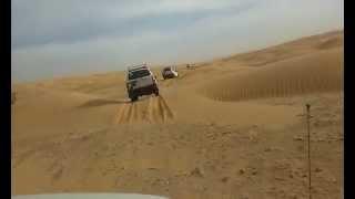 Tunis, Sahara, Trip By Land Cruiser Toyota - II Díl