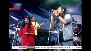 Na jaane koi cover by Power voice SAJAL on Etv