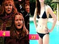 Ginny Weasley (Bonnie Wright) from 3 to 26 years old | Harry Potter movie star then and now