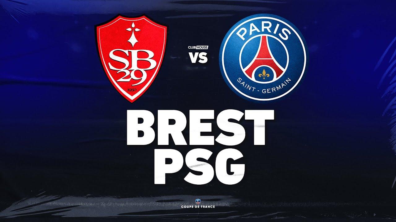 Brest Psg Clubhouse Sb29 Vs Paris Youtube