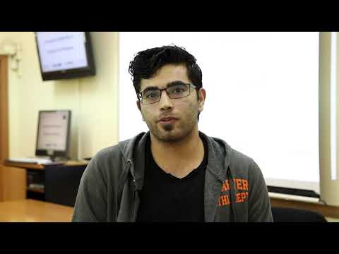 """Interview with Adel Bablees, participant - Project """"European Qualifications Passport for Refugees"""""""