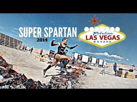 Spartan Race Las Vegas >> Las Vegas Super Spartan Race Full Race 2014 Youtube