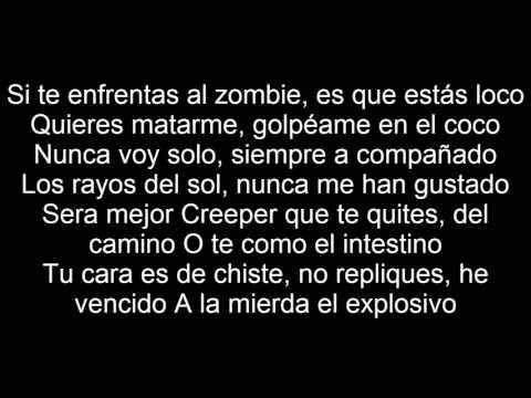 creepers vs zombies karaoke