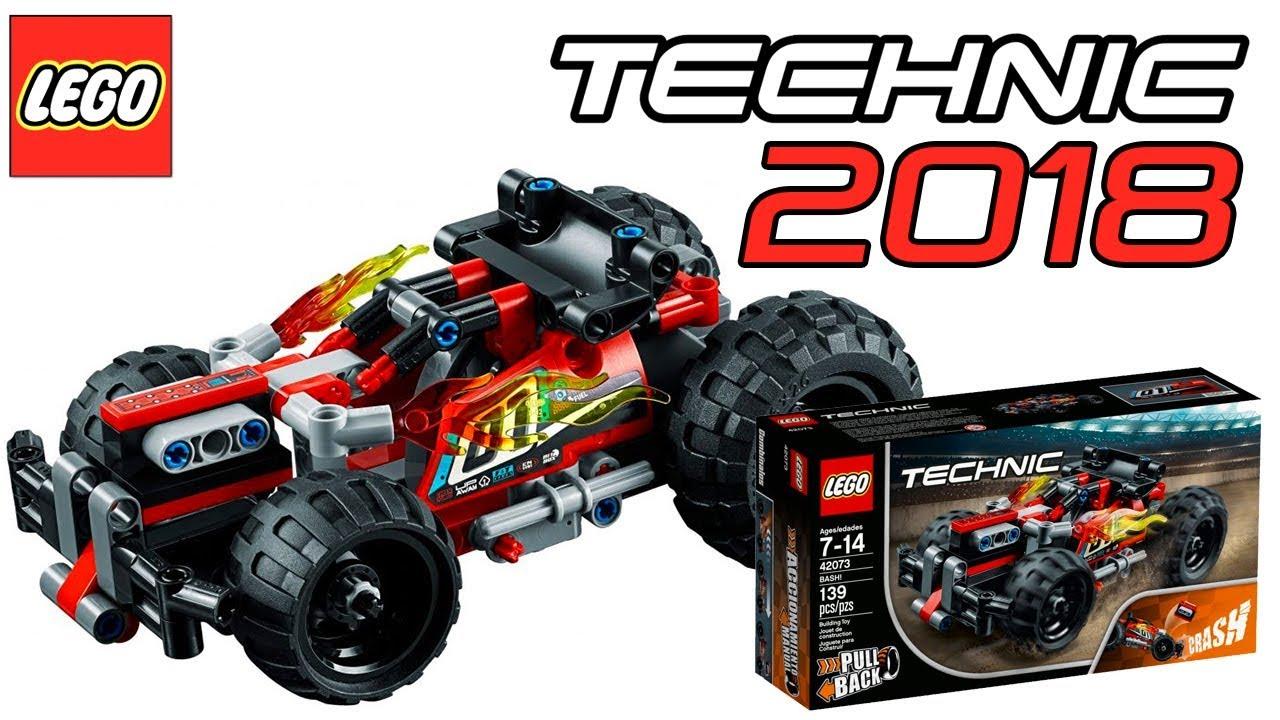 lego technic 2018 bash set 42073 official images new. Black Bedroom Furniture Sets. Home Design Ideas