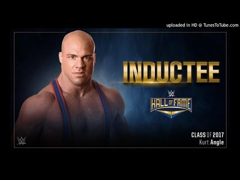 JLW Podcast 38 - Kurt Angle in the 2017 WWE Hall of Fame, WWE RAW 1/16/16 Review