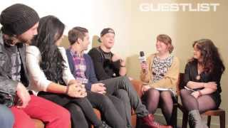 Pentatonix Interview - Guestlist 2013