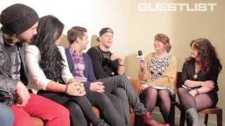 Pentatonix Interview - Guestlist 2013