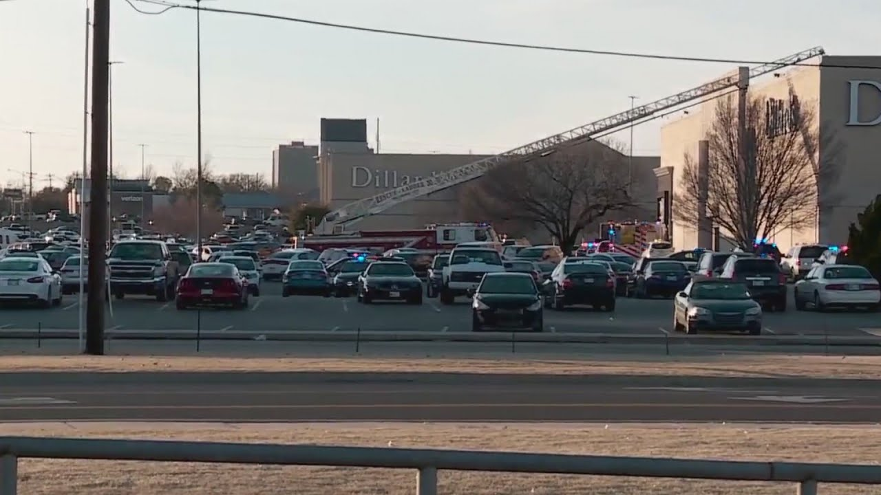 Police respond to reports of shots fired at Penn Square Mall