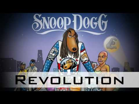 Snoop Dogg , October London - Revolution [ Coolaid ]