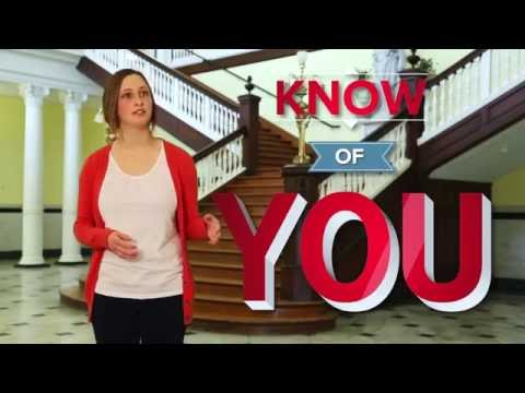 Chestnut Hill College Academics Video