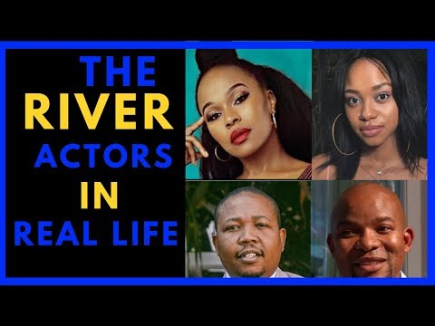 THE RIVER ACTORS IN REAL LIFE [AMAZING]