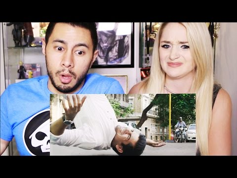 TRAFFIC trailer reaction review by Jaby & Alyson!