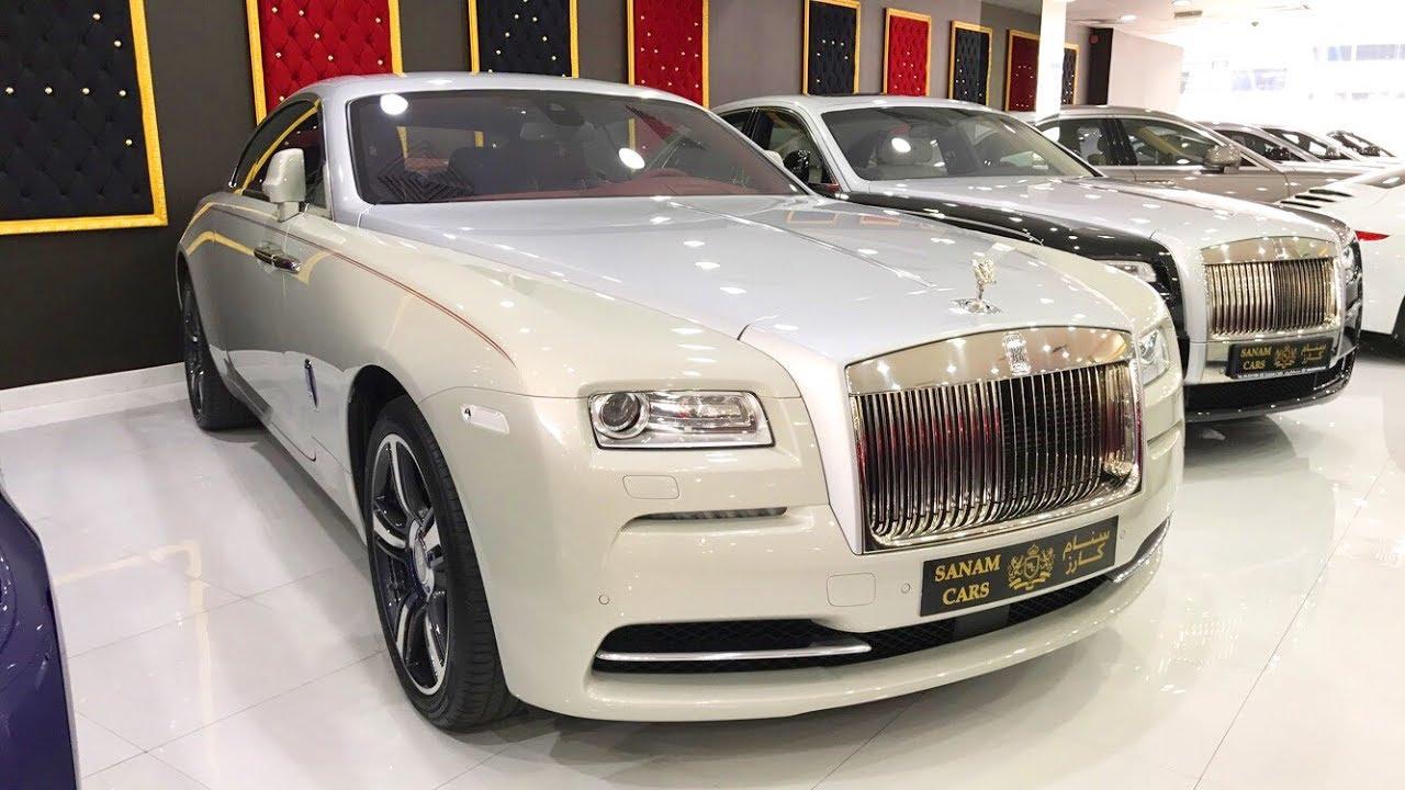 Download 2017 Rolls Royce Wraith| In-depth Review| Startup| Exhaust| Walkaround
