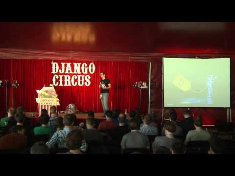 Image from DjangoCon EU 2013: Honza Král - Play nice with others