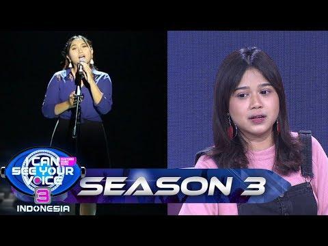 Bianca Jodie Hanya Bisa Bingung Dengar Suara Peserta I Can See Your Voice Indonesia (30/6)