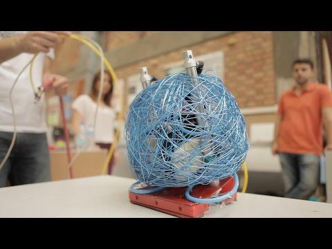 odtü makina mühendisliği bölümü öğrenci projeleri