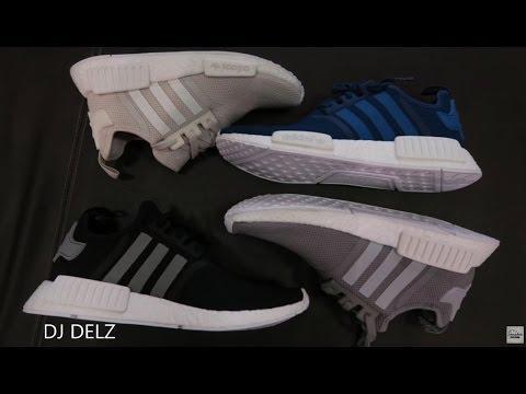 Adidas NMD R1 Glitch Sunglow Release Date