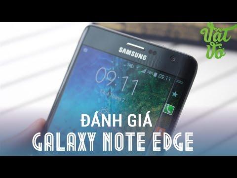 [Review dạo] Đánh giá chi tiết Samsung Galaxy Note Edge - đáng mua hay không ?