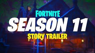 Season 11 - Fortnite - Story Trailer