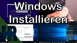 Windows | Windows 10 mit USB Stick einfach Installieren | Windows einrichten - PC Bauen Part #14