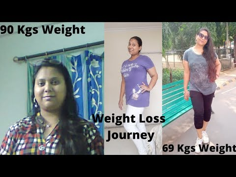 Weight Loss / How I Lost 20 Kgs in 2 Months: No Strict Diet No Workout / Bright Side Of You!