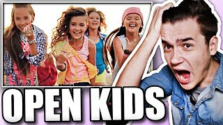 Реакция на Open Kids - Show Girls