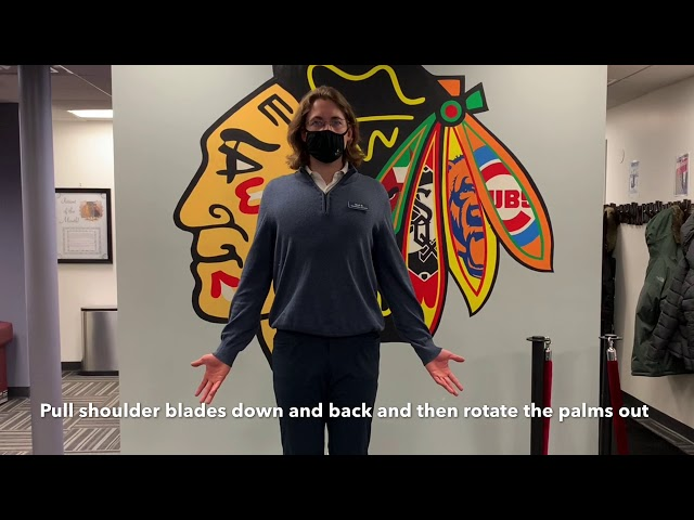 Shoulder Rehab Initial Movements