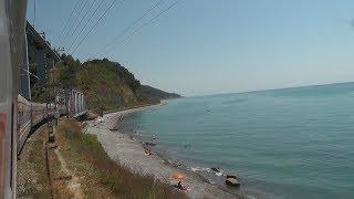 Вдоль Черного моря  Туапсе — Лоо