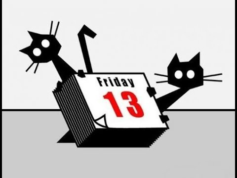 friday the 13th do you believe in bad luck youtube rh youtube com Happy Friday the 13th Clip Art jason friday the 13th clipart