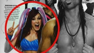 10 Wrestlers Who Masqueraded As Rosebuds