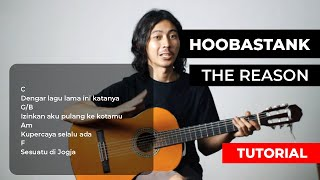 Tutorial Gitar Gampang ( The Reason - Hoobastank)