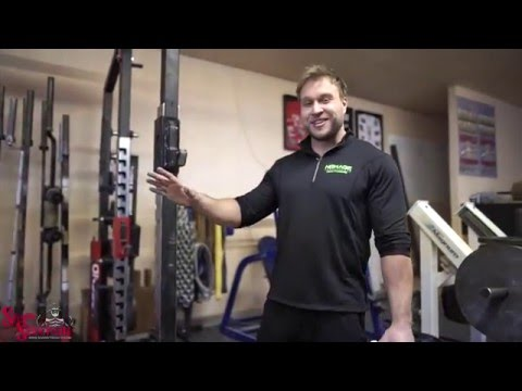 Furious Pete Tours the ShawStrength Gym