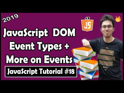 More on JavaScript Events | JavaScript Tutorial In Hindi #18 thumbnail