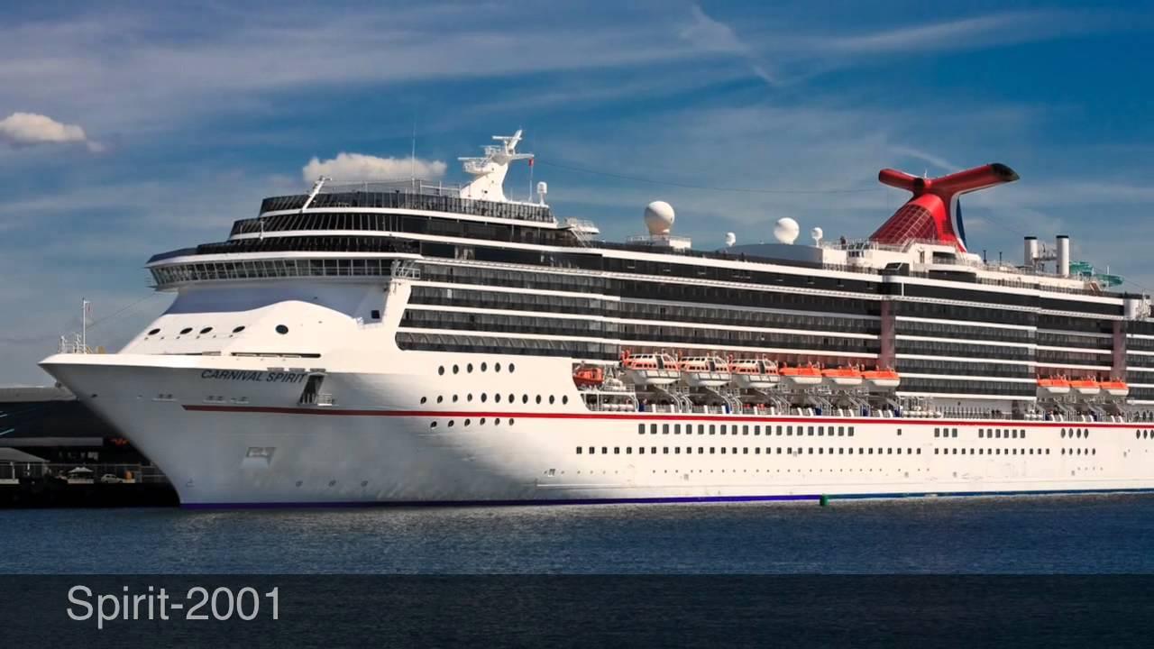 "Carnival Cruise Lines ""Fun Ships"" - YouTube"