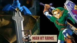Link's Master Sword (Legend of Zelda) - MAN AT ARMS