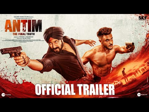 ANTIM: The Final Truth - Official Trailer | Salman Khan, Aayush Sharma | Mahesh V Manjrekar | Nov 26