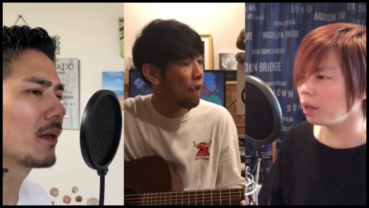 OASIS COVER POSTED ON YOUTUBE!