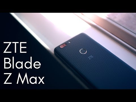 The Daily Driver Ep. 4 - ZTE Blade Z Max!