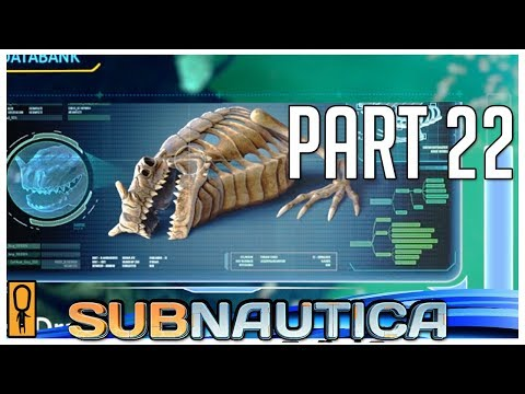 SEA DRAGON - Let's Play Subnautica Blind Part 22 - FULL RELEASE GAMEPLAY [TWITCH]