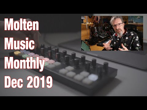 Molten Music Monthly December 2019 Youtube