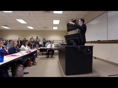 1L Orientation - Spring 2020 - South Texas College of Law Houston