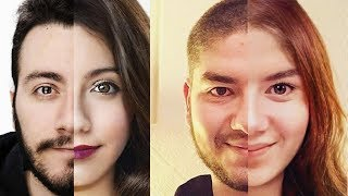 HOW DO THE TURKISH YOUTUBERS CHANGE GENDER AND AGAIN?