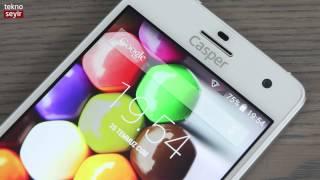 Casper VIA V8 akıllı telefon incelemesi