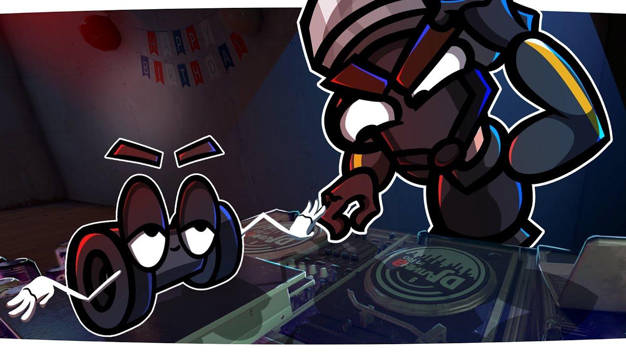 ♪ Drone Vibe ♪ in Rainbow Six Siege (Animation)
